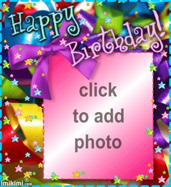 happy birthday frames   customizable birthday comments comments customi happy
