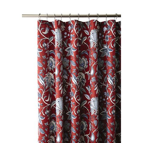hitchcock shower curtain interdesign hitchcock long shower curtain in clear 27580