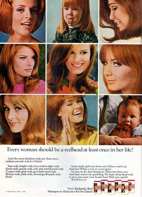 vintage clairol ads on pinterest clairol hair color 361 best look good clairol images on pinterest vintage