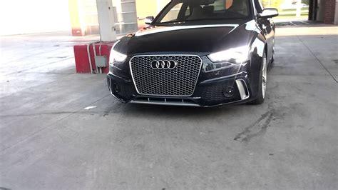 Audi S5 Facelift by Audi S5 V8 Facelift Youtube