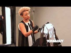 toni guy haircuts youtube 1000 images about toni and guy on pinterest hair
