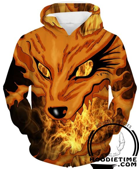 Kaos 3d Fullprint Kakashi nine tails kyubi kurama hoodie 3d pullover clothing hoodies camisas