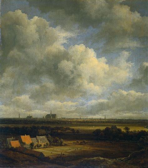 Jacob Van Ruisdael View Of Haarlem From The Northwest
