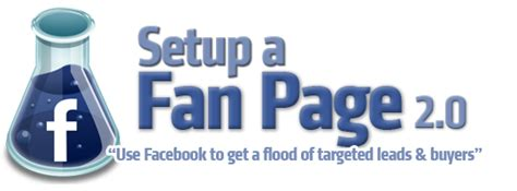how to setup a fan page setup a fan page 2 0 bizzkom shop digitals