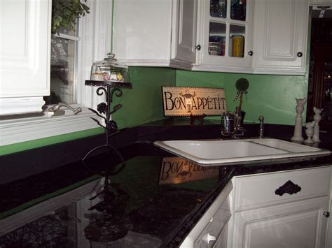 Painted Kitchen Countertops Remodelaholic Painted Formica Countertop