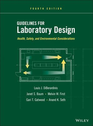 Wiley Guidelines For Laboratory Design Health Safety
