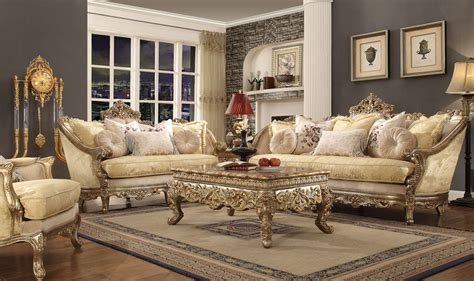 Fancy Living Room Sets - dallas designer furniture kingsbury formal living room set