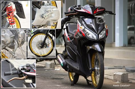 Shockbeker Yss Mio Fino Beat Vario All Matic Seri Pro Z Uk 300mm mio thailand images
