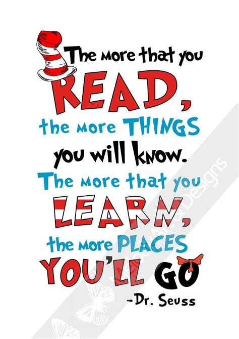 things you can t take books the more you read dr seuss