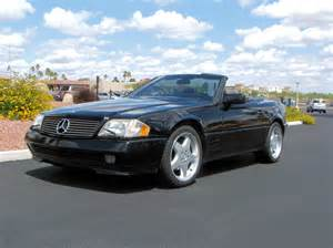 Convertible Mercedes For Sale 1994 Mercedes 500sl Convertible For Sale