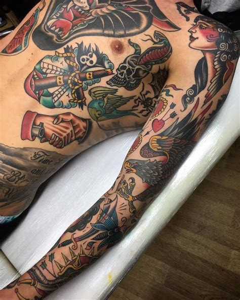 tattoo old school los angeles 17 best images about traditional tattoos on pinterest