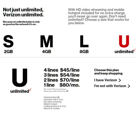best unlimited wireless plan new verizon vs t mobile vs
