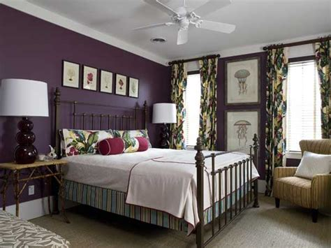 dark purple master bedroom ideas para decorar el dormitorio principal