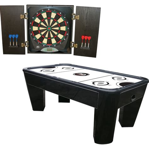 md sports 7ft air hockey table md sports 18401 7ft power play air powered hockey