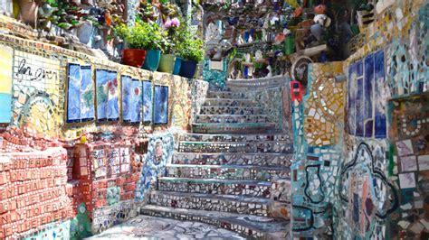 image     visit philadelphias magic gardens