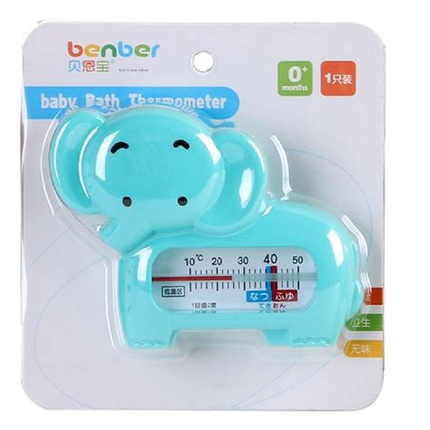 Kawa Baby Baby Bath Water Temperature Meter abs safety floating lovely elephant baby water bath thermometer tub temperature meter