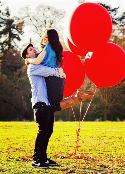 valentines ideas for new couples photoshoot ideas with balloons www pixshark