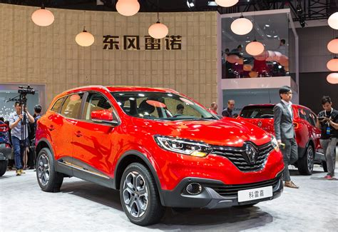 renault china renault kadjar debuts in china as the locally