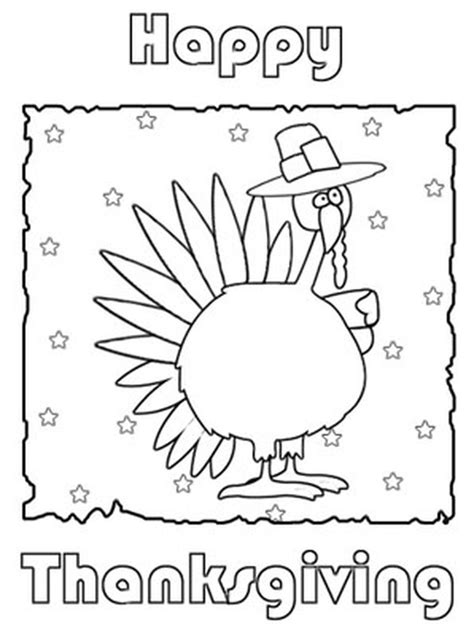 Happy Thanksgiving Card Printout Template by 7 Best Images Of Thanksgiving Printable Cards To Color