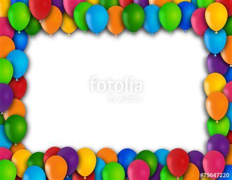 cornici per immagini gratis quot cornice di palloncini quot immagini e vettoriali royalty free