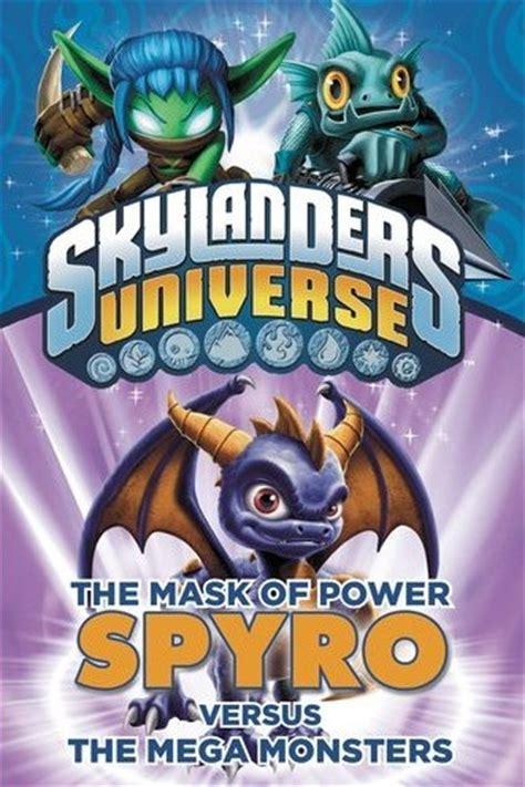 powers and the swashbuckling sky books skylanders spyro versus the mega monsters spyro wiki