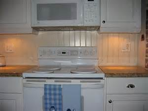 Beadboard Kitchen Backsplash by Pin Beadboard Backsplash On Pinterest