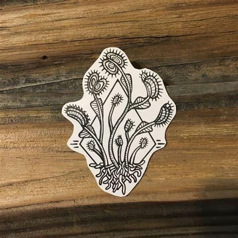 temporary tattoo ink carnivorous plants venus flytrap temporary