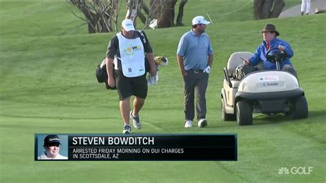 steven bowditch golf swing steven bowditch arrested on dui charges golf channel