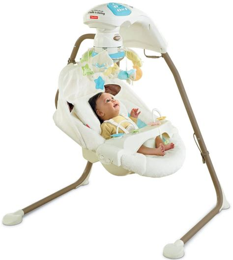 fisher price electric baby swing best portable baby boy girl cradle swings chairs