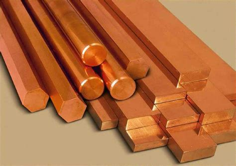 Copper Bar Copper Drops On Qe Outlook And China Slowdown