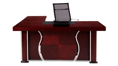 zuri furniture mahogany modern desk with storage zuri furniture