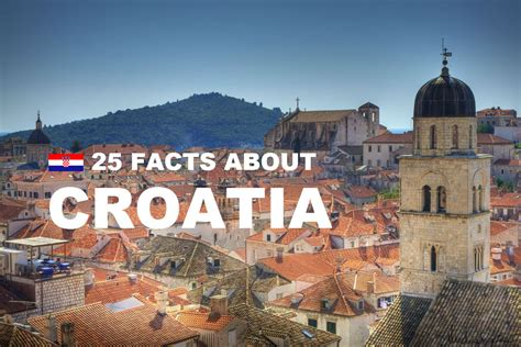 Croatia Search 25 Facts About Croatia That You Didn T Slavorum
