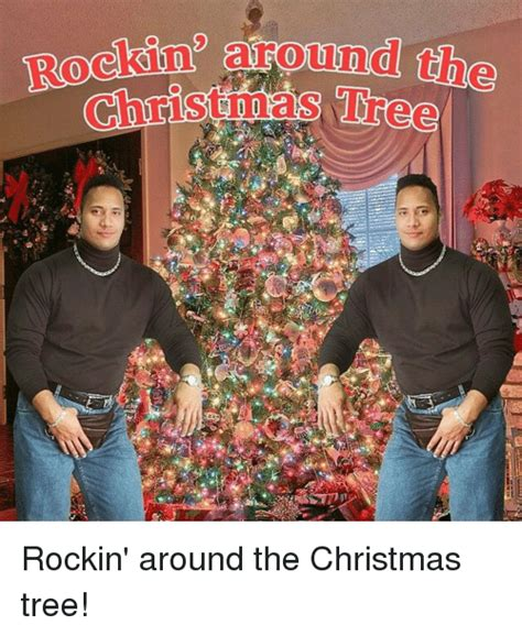 25 best memes about rockin around the christmas tree