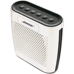 bose sound color bose soundlink color bluetooth speaker white expansys
