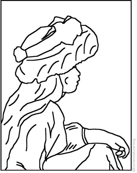 Renoir Coloring Pages impressionist coloring pages coloring pages