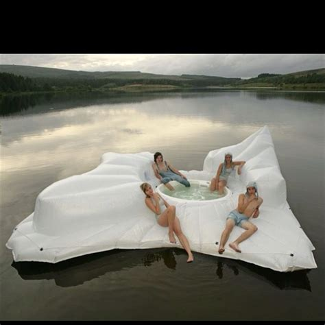 floating hot tub 17 best images about unique hot tubs on pinterest trash