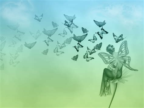 Butterfly Dreams butterfly dreams 3d and cg abstract background