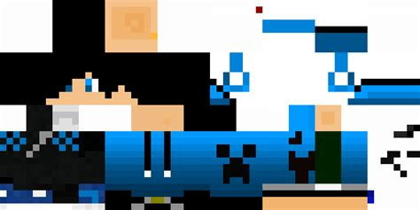 minecraft skins template boy astronaut skin layout mcpe pictures to pin on