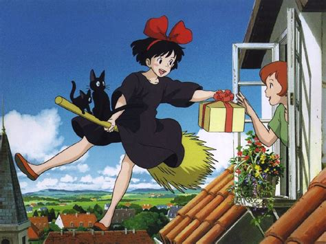 kiki s the first picture from live action kiki s delivery