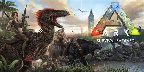 ark survival evolved nintendo switch games nintendo