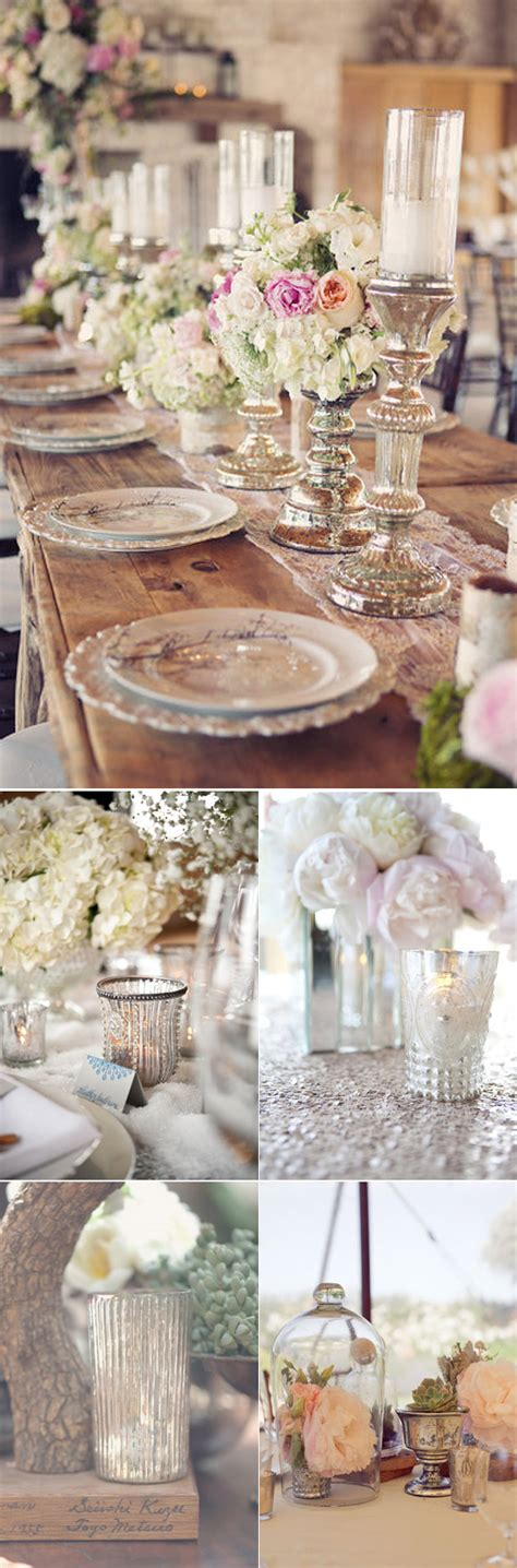 decorar interior mesa cristal decoraci 243 n de bodas con cristal