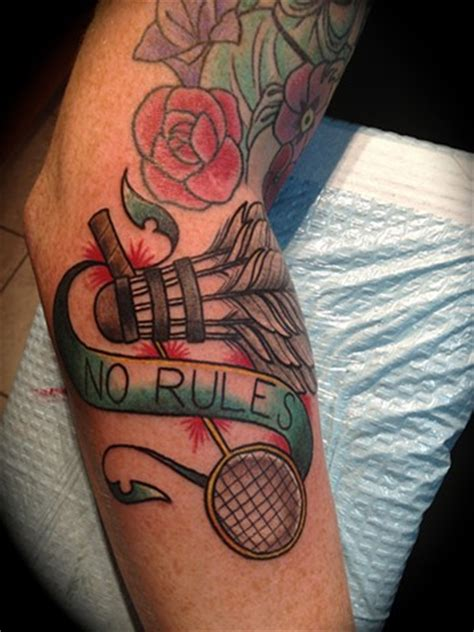 tattoo regulations freek no badminton