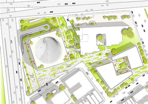 site plan space that doesn t bjarke ingels s big