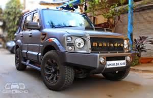 new contessa car price 5 most striking mahindra scorpio modifications features