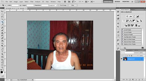 cara edit foto polaroid photoshop kurotsuki cara membuat efek polaroid di photoshop