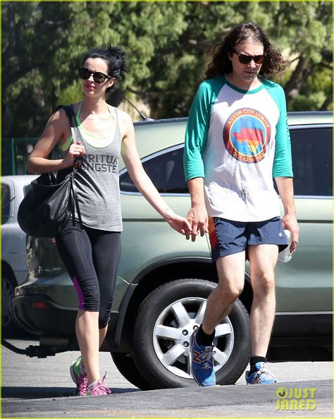 Gym Pictures full sized photo of krysten ritter new boyfriend adam