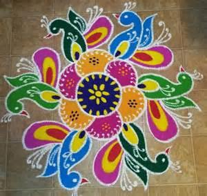 24 rangoli design of god for competition courtesy of shravani bhorse