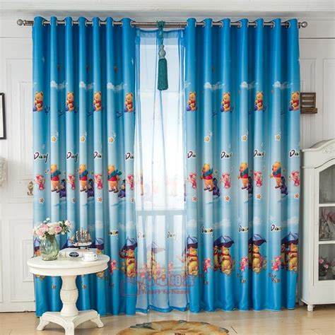 winnie the pooh bedroom curtains winnie the pooh tigger finished custom blackout curtains