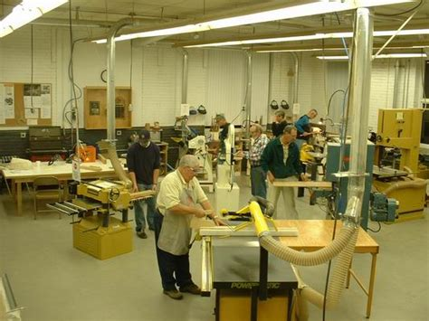 greenville woodworkers guild guild to new shop finewoodworking