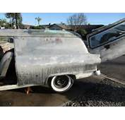 1955 Ford Sedan Delivery Wagon COURIER 2 Door Ranch Squire Custom 1956